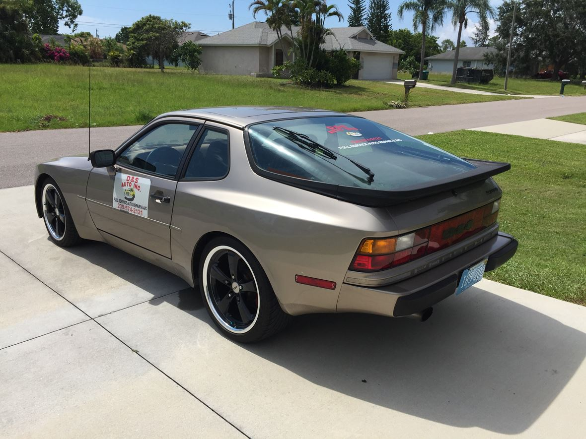 1984 Porsche 944 For Sale By Owner In Cape Coral Fl 33991 4300