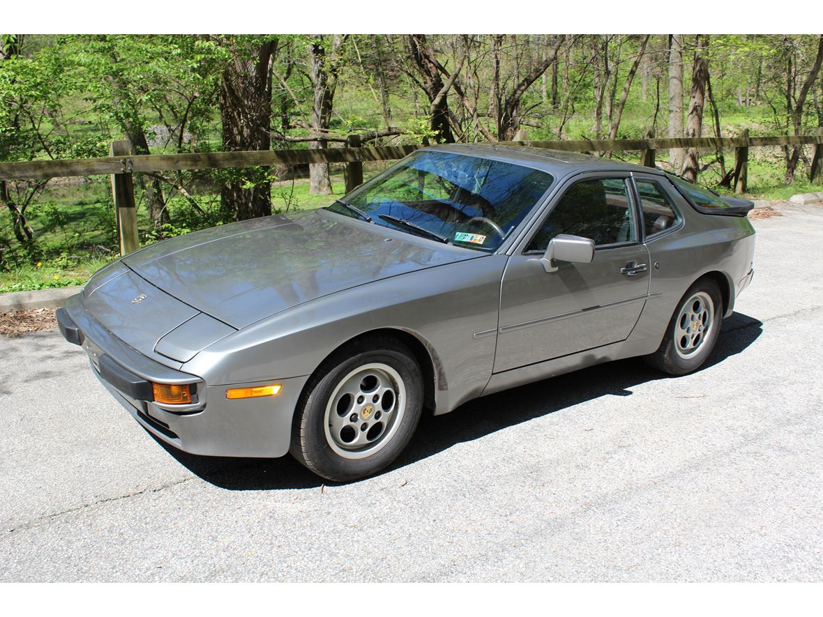 Porsche Of Wallingford >> 1987 Porsche 944 - Classic Car - Wallingford, PA 19086