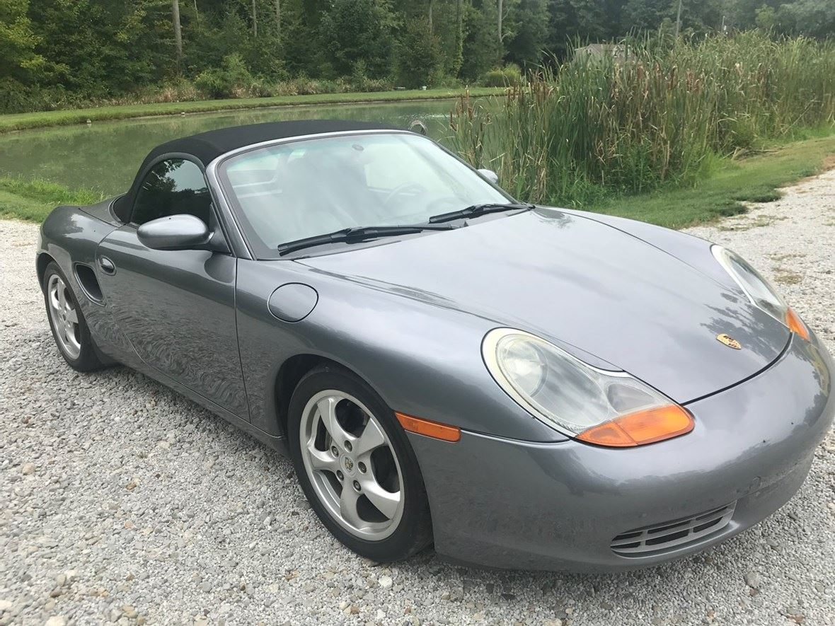 2002 Porsche Boxster for sale by owner in Burbank