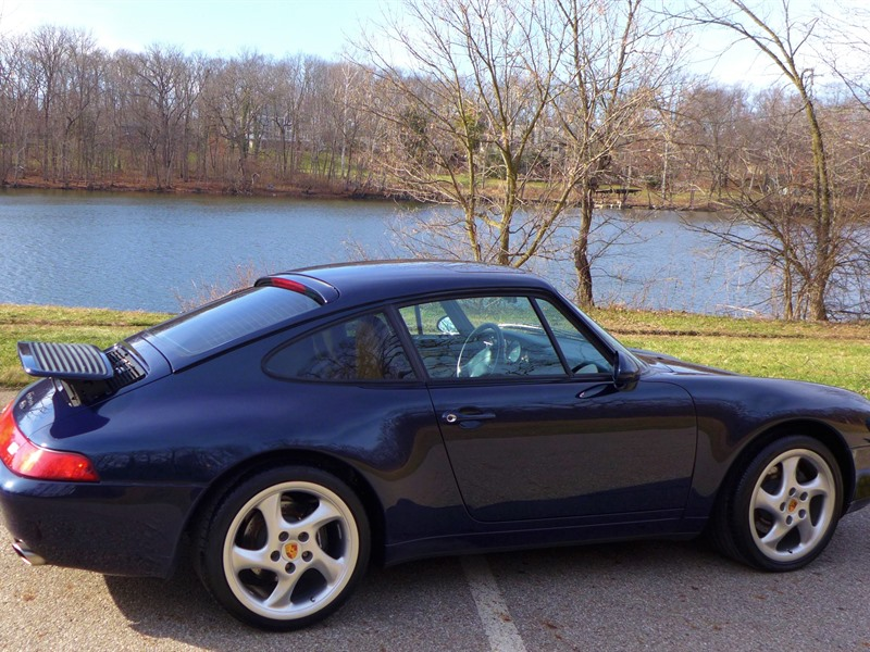 1997 porsche carrera 2s for sale by owner in columbus oh 43272. Black Bedroom Furniture Sets. Home Design Ideas