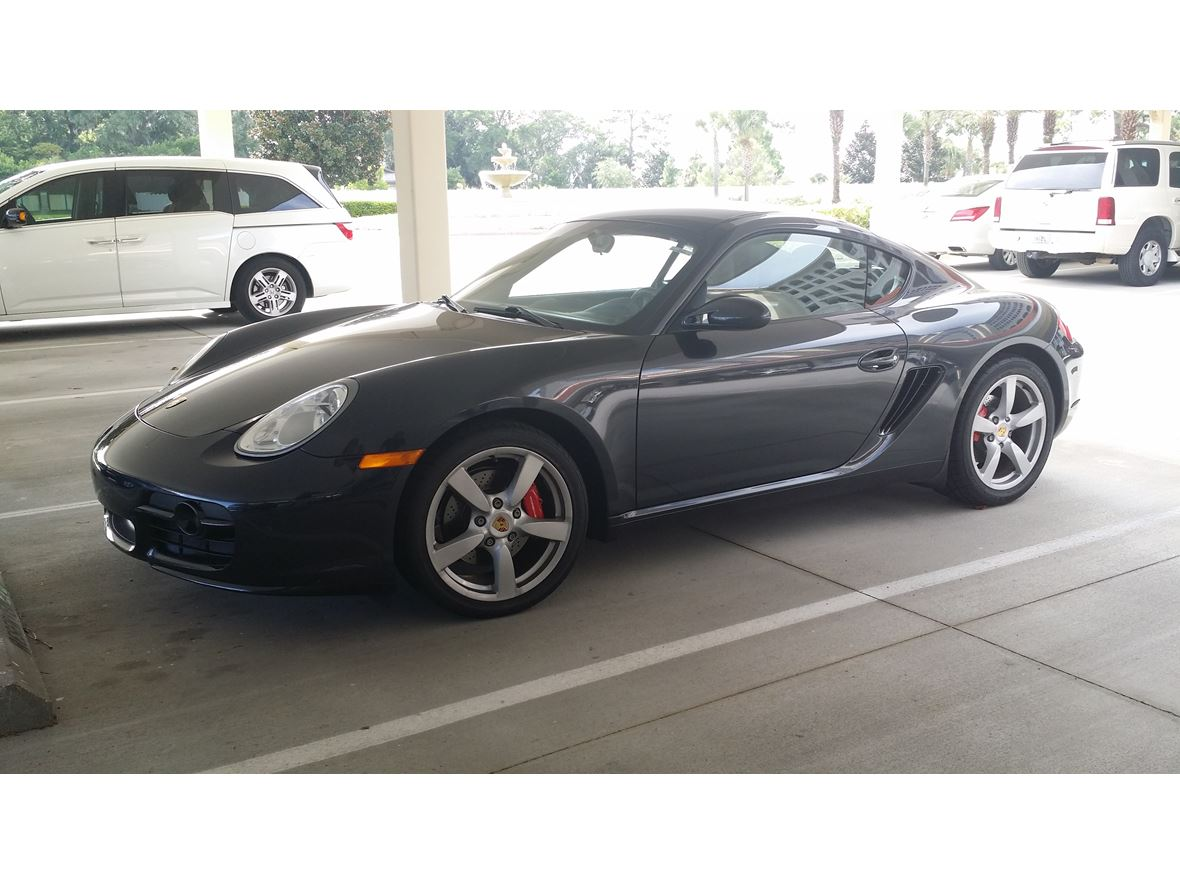 2007 Porsche Cayman S For Sale By Owner In Panama City Fl 32408 32 525