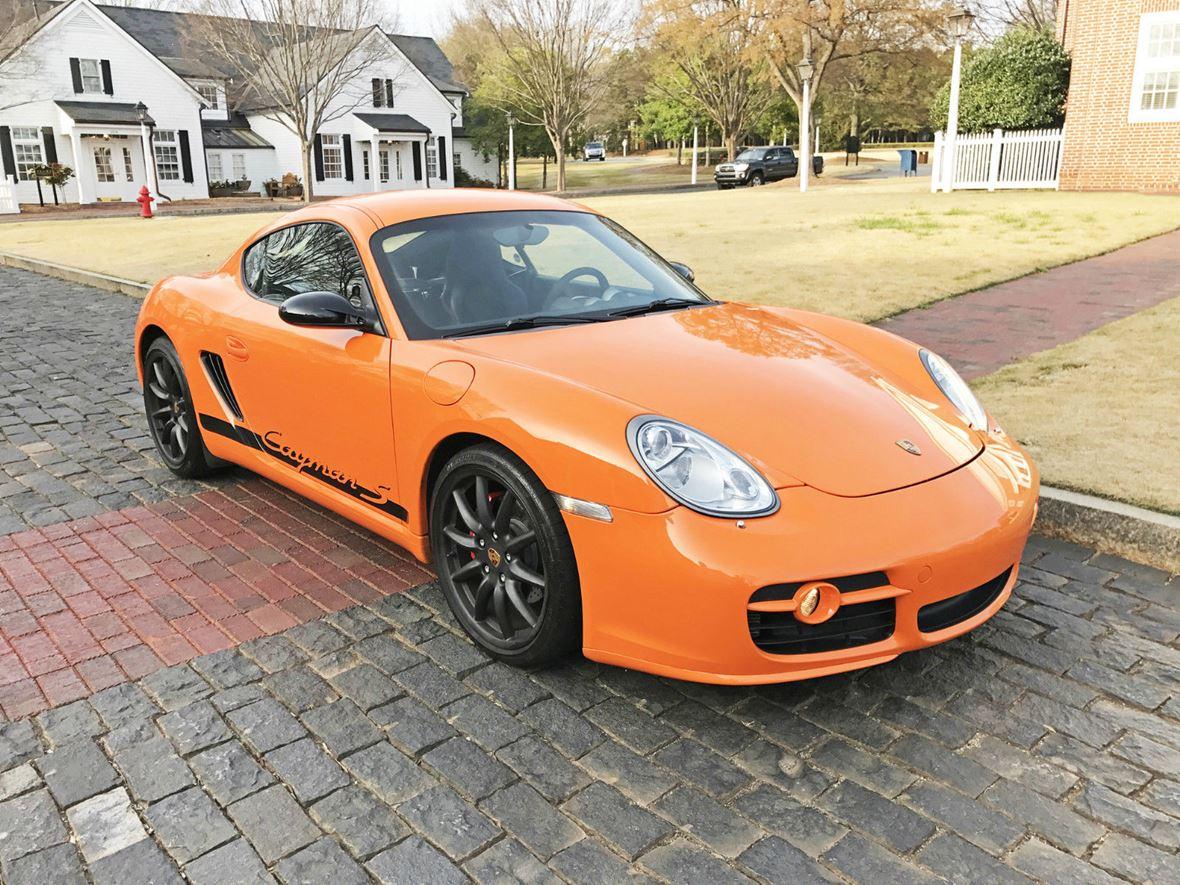 2008 Porsche Cayman S Sale By Owner In Overland Park Ks 66212