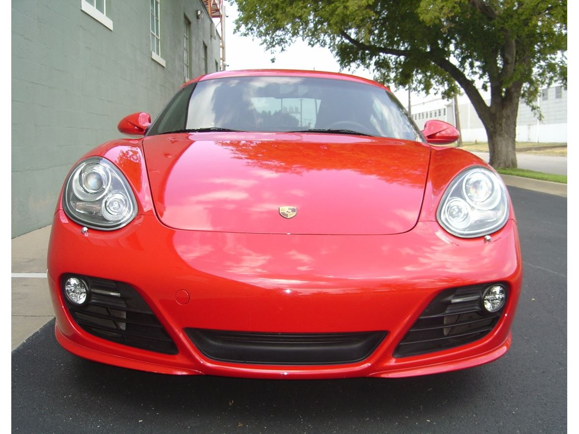 2010 Porsche Cayman S for sale by owner in Harrisburg