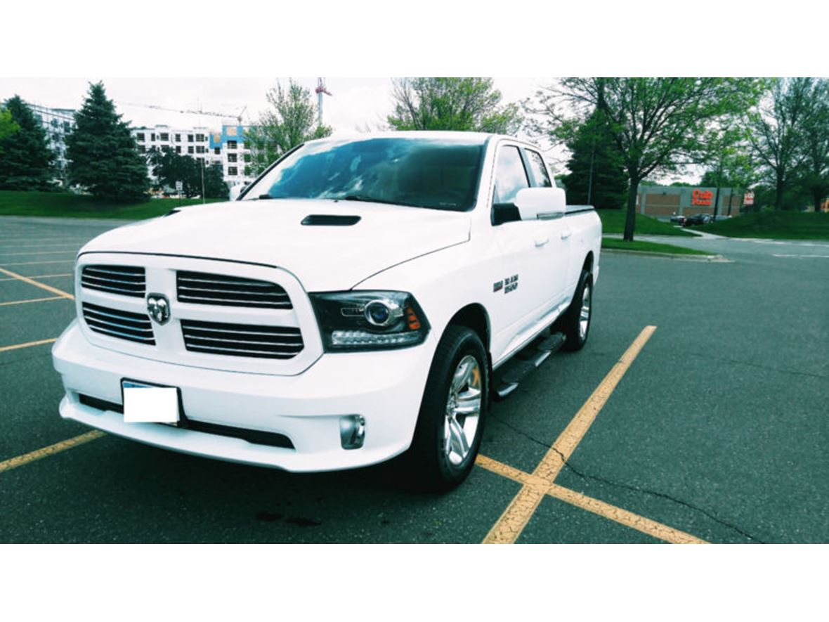 2014 RAM 1500 for sale by owner in Hamburg