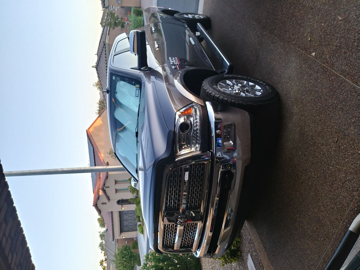 2015 RAM 2500 for sale by owner in North Las Vegas