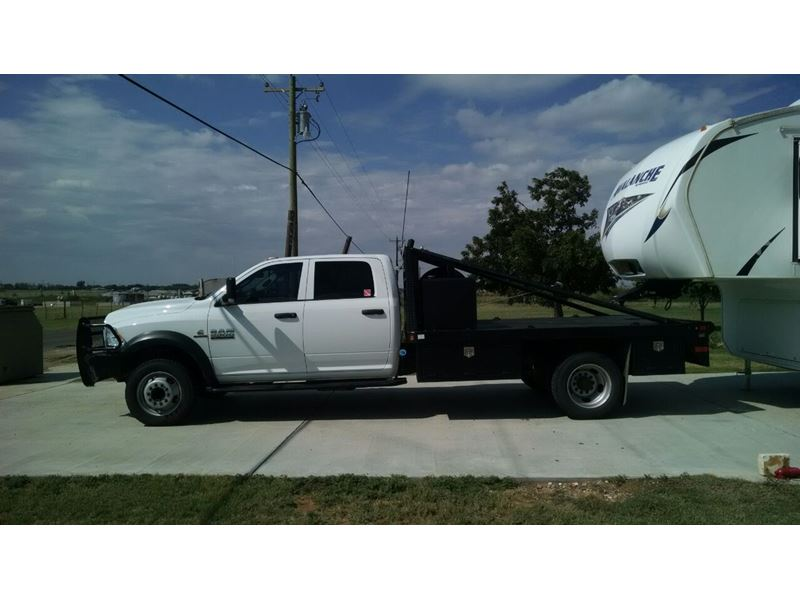 2014 RAM 5500 for sale by owner in San Marcos
