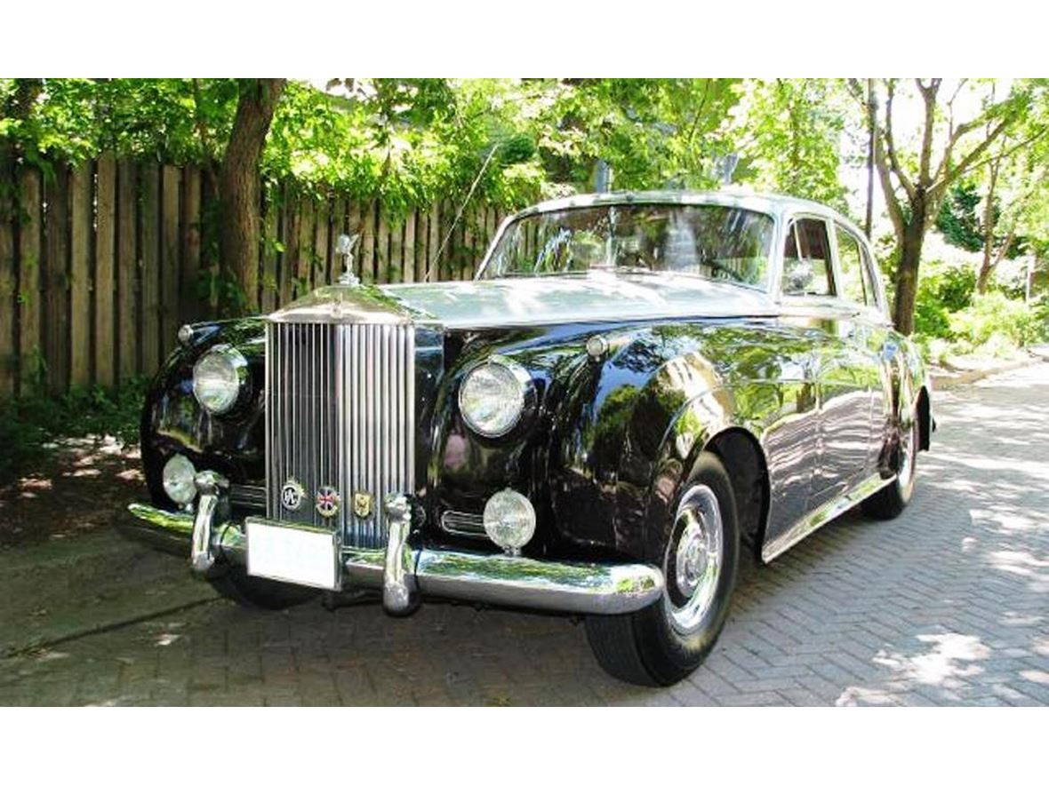 1956 Rolls-Royce Silver Cloud for sale by owner in Sherwood