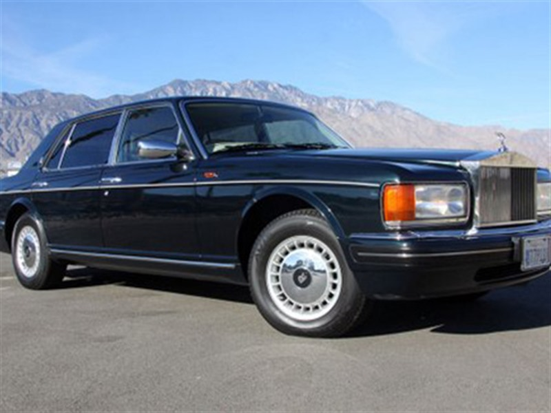 1997 rolls royce silver spur by owner in san antonio tx 78216. Black Bedroom Furniture Sets. Home Design Ideas