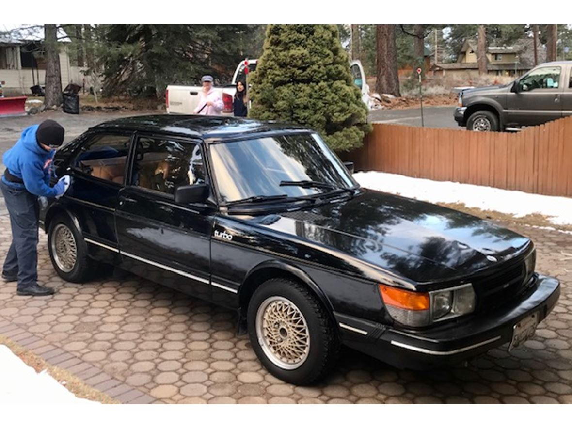 1985 Saab 900 for sale by owner in South Lake Tahoe