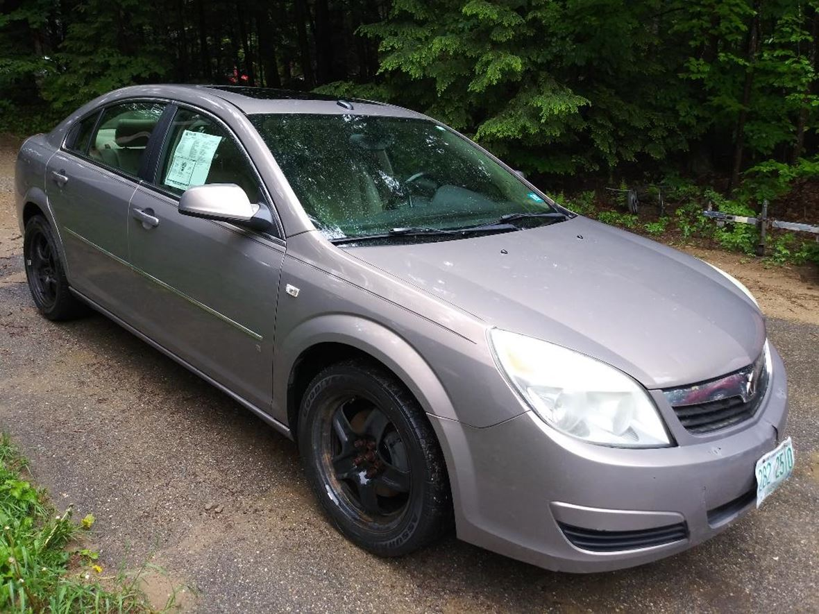2007 Saturn Aura for sale by owner in Belmont