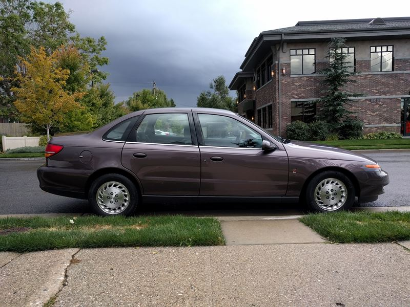 2000 Saturn L-Series For Sale By Owner In Bountiful, UT 84011