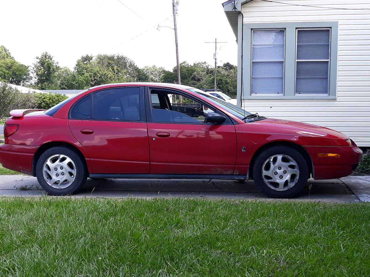 2001 Saturn S-Series for sale by owner in Scott