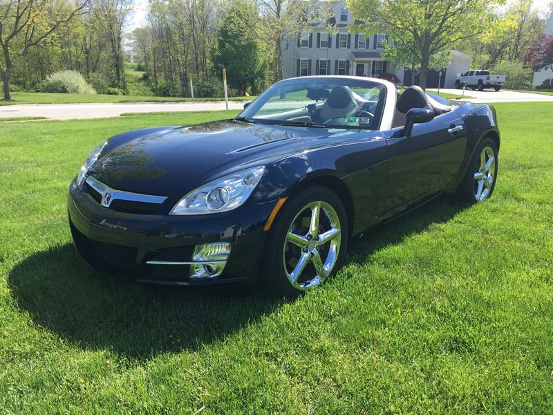 2007 Saturn SKY for sale by owner in Spring City