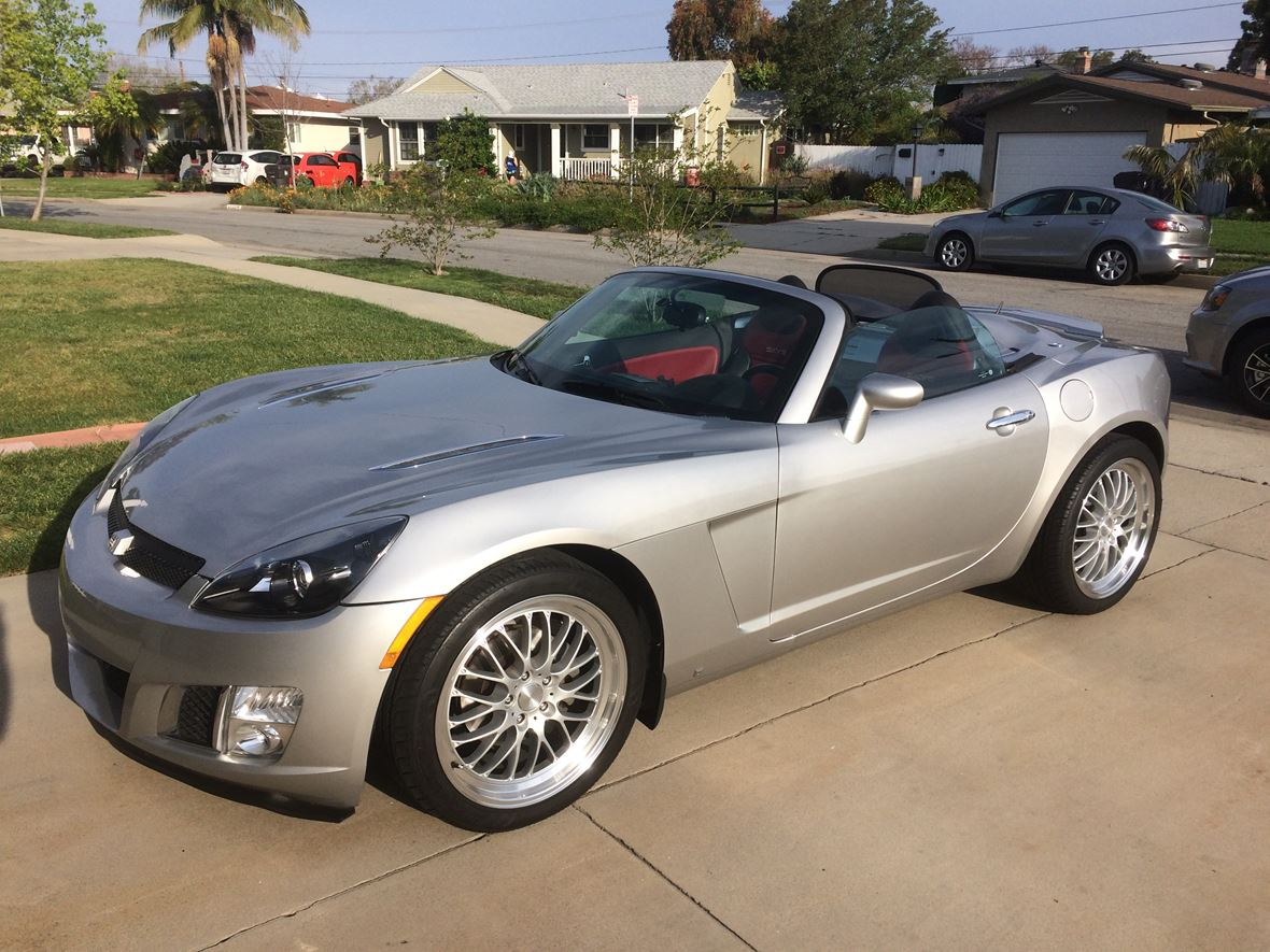 2007 saturn sky redline turbo by owner in long beach ca 90899. Black Bedroom Furniture Sets. Home Design Ideas