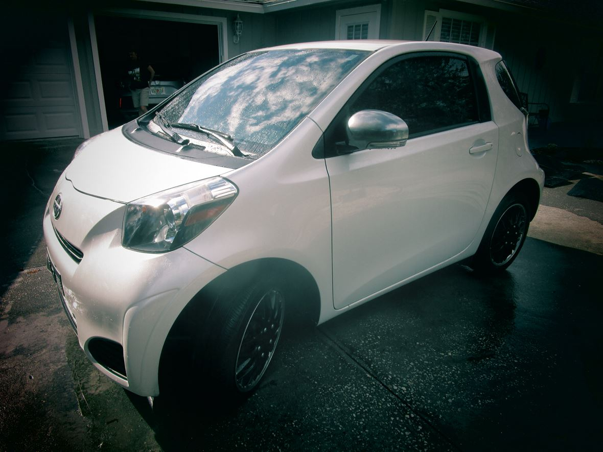 2014 Scion IQ for sale by owner in Vero Beach