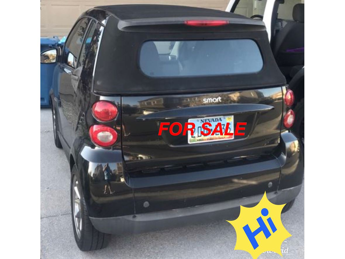 2010 Smart Fortwo For Sale By Owner In Las Vegas Nv 89156