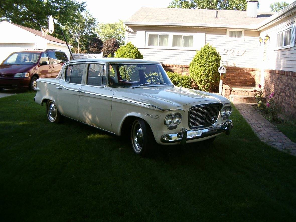 1961 Studebaker Cruiser For Sale By Owner In South Bend