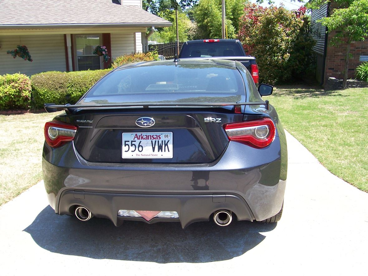 2017 Subaru BRZ for sale by owner in Sherwood