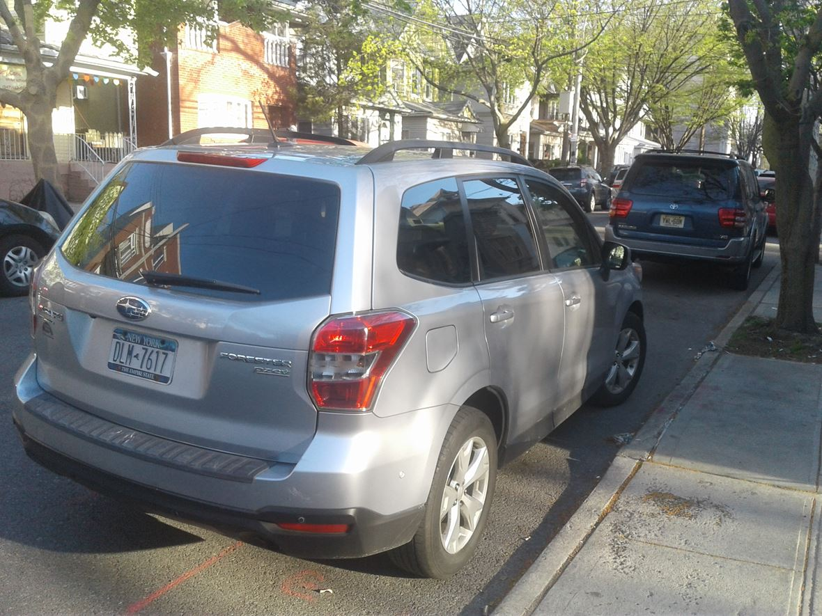 2015 Subaru Forester for sale by owner in Brooklyn