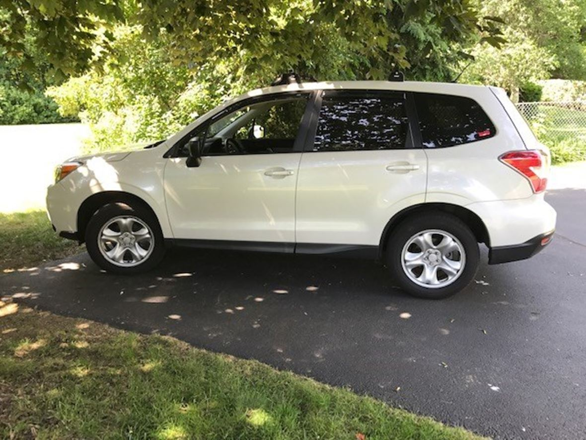2015 Subaru Forester for sale by owner in Orange