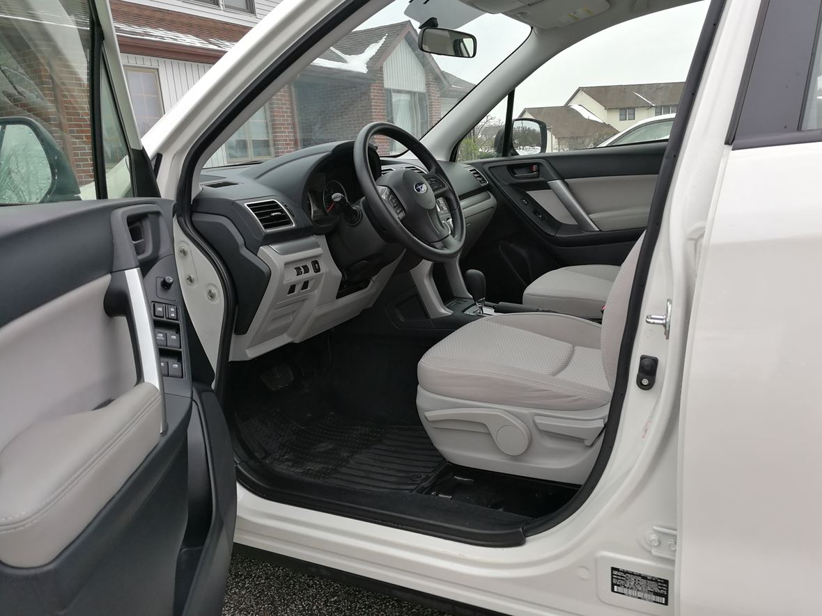 2016 Subaru Forester for sale by owner in Erie