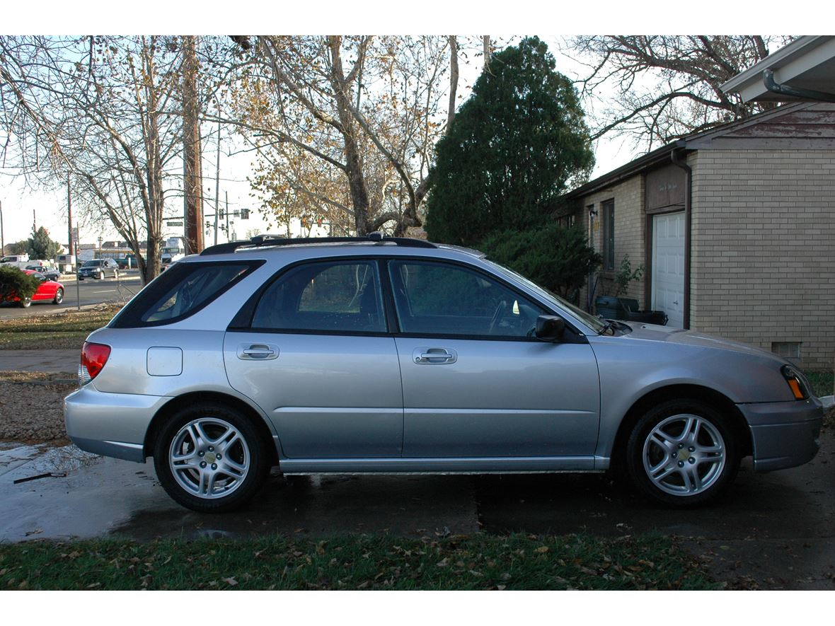 2005 Subaru Impreza for sale by owner in Greeley