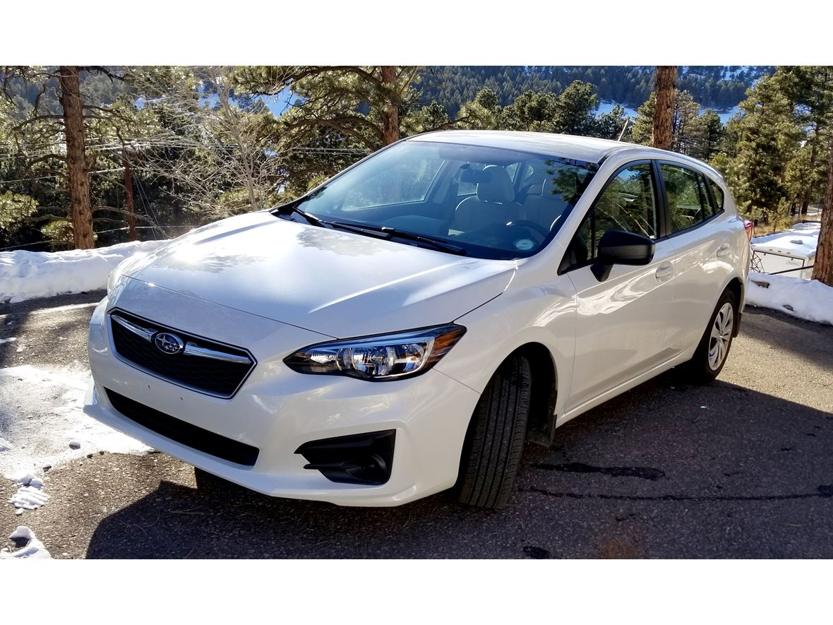 2019 Subaru Impreza 2.0i/KLA for sale by owner in Evergreen