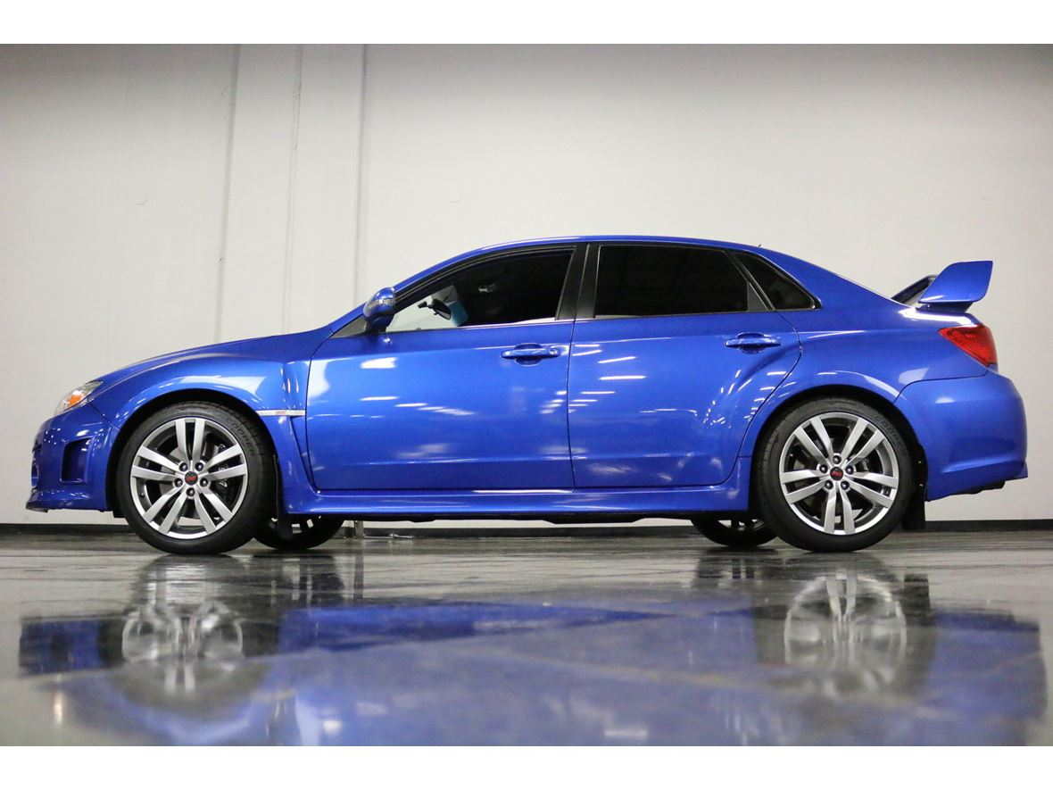 2012 Subaru Impreza WRX for sale by owner in Mandeville