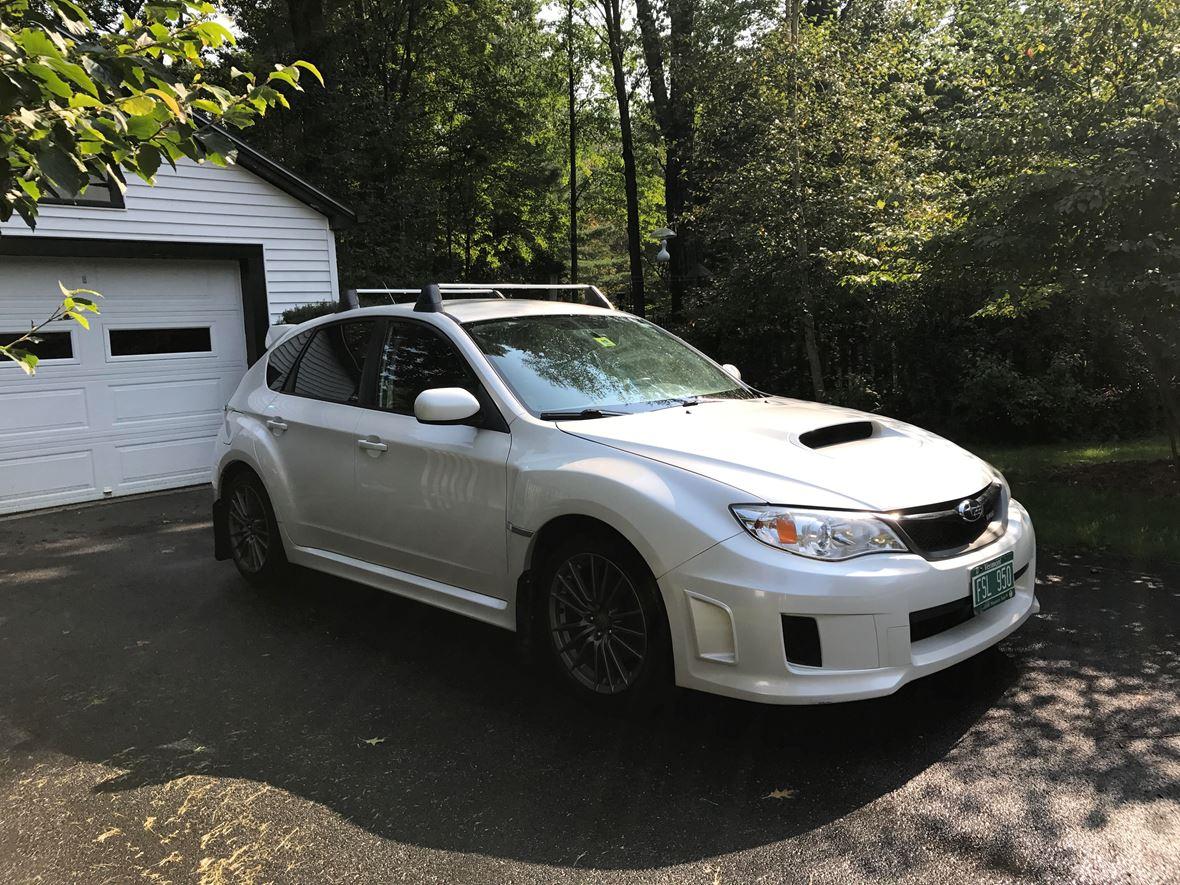 2013 Subaru Impreza Wrx Sale By Owner In Essex Junction