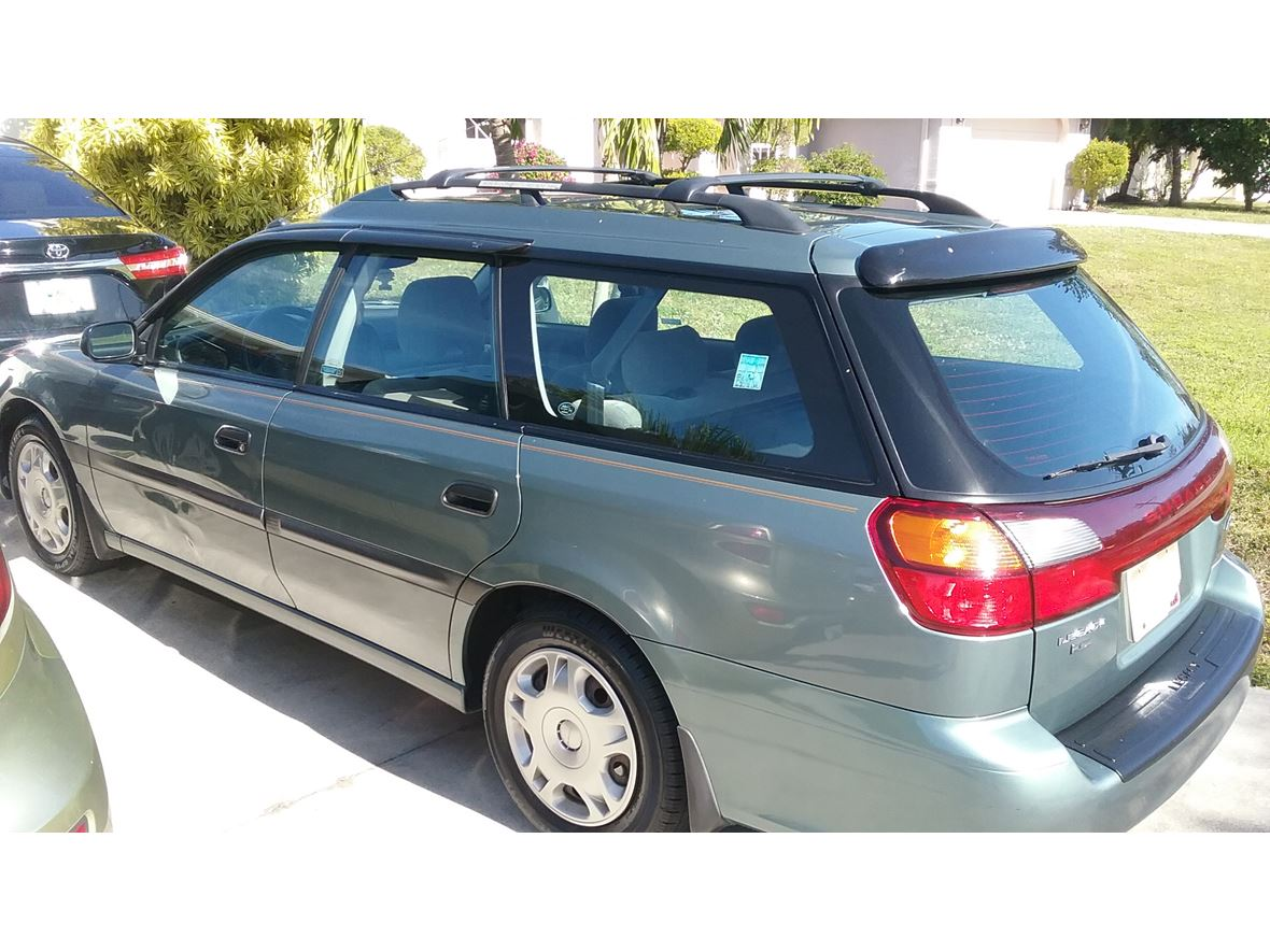 2001 Subaru Legacy for sale by owner in Cape Coral