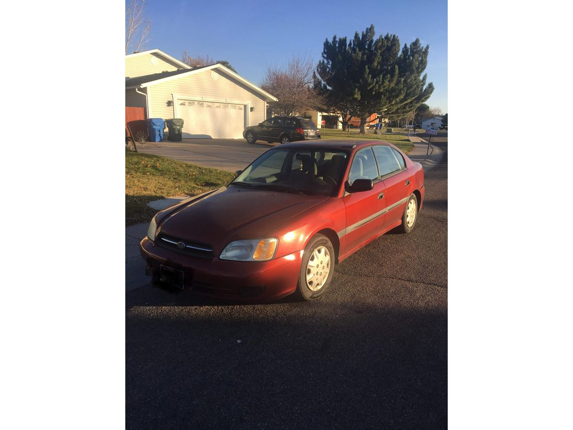 2002 Subaru Legacy for sale by owner in Logan