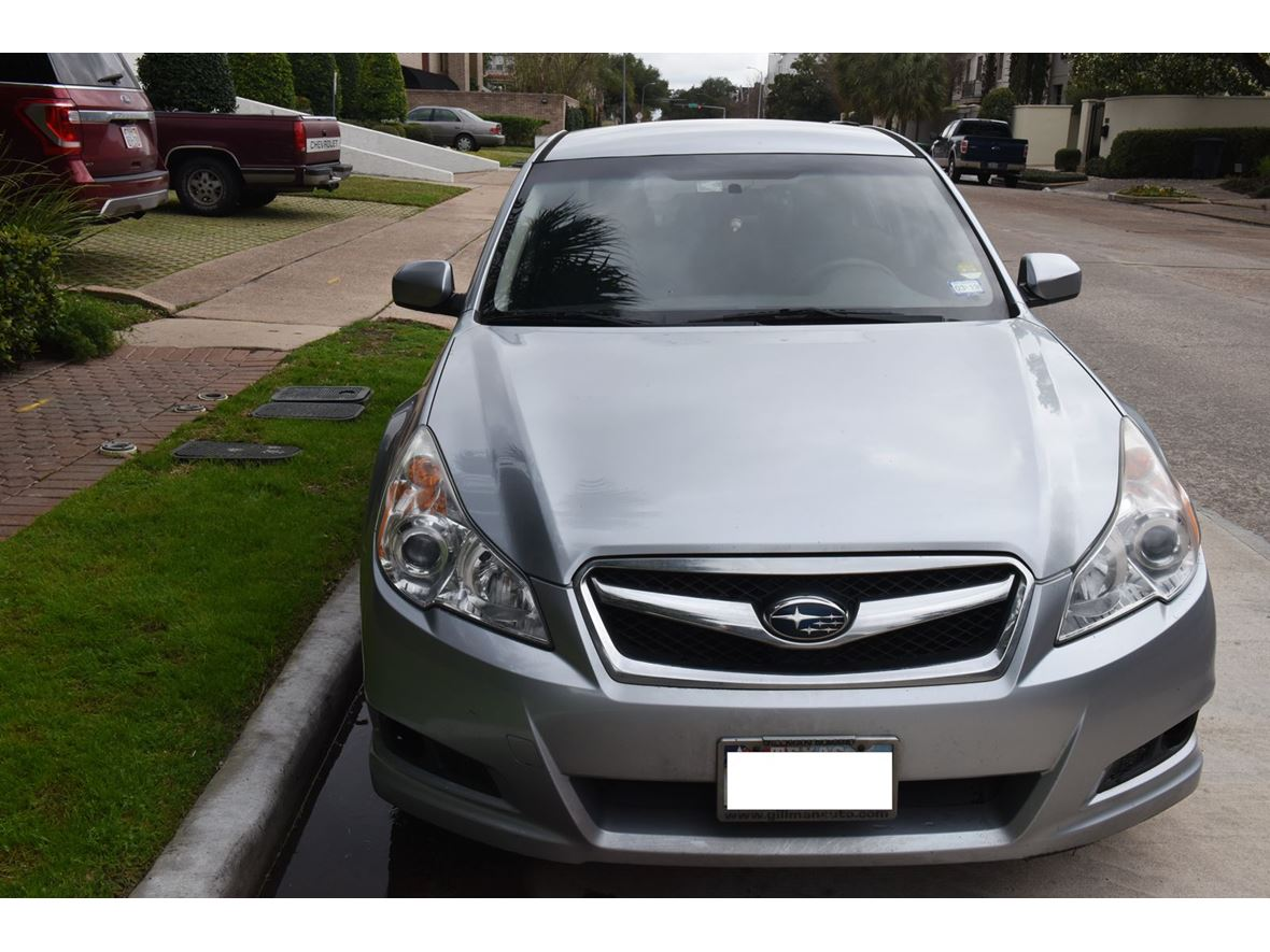 2012 Subaru Legacy for sale by owner in Houston