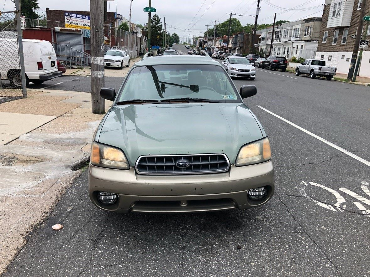 2004 Subaru Outback for sale by owner in Philadelphia