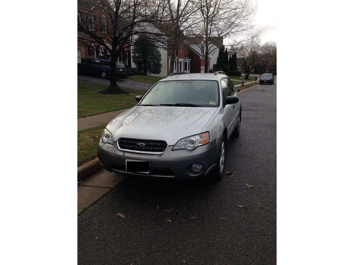 2006 Subaru Outback for sale by owner in Herndon