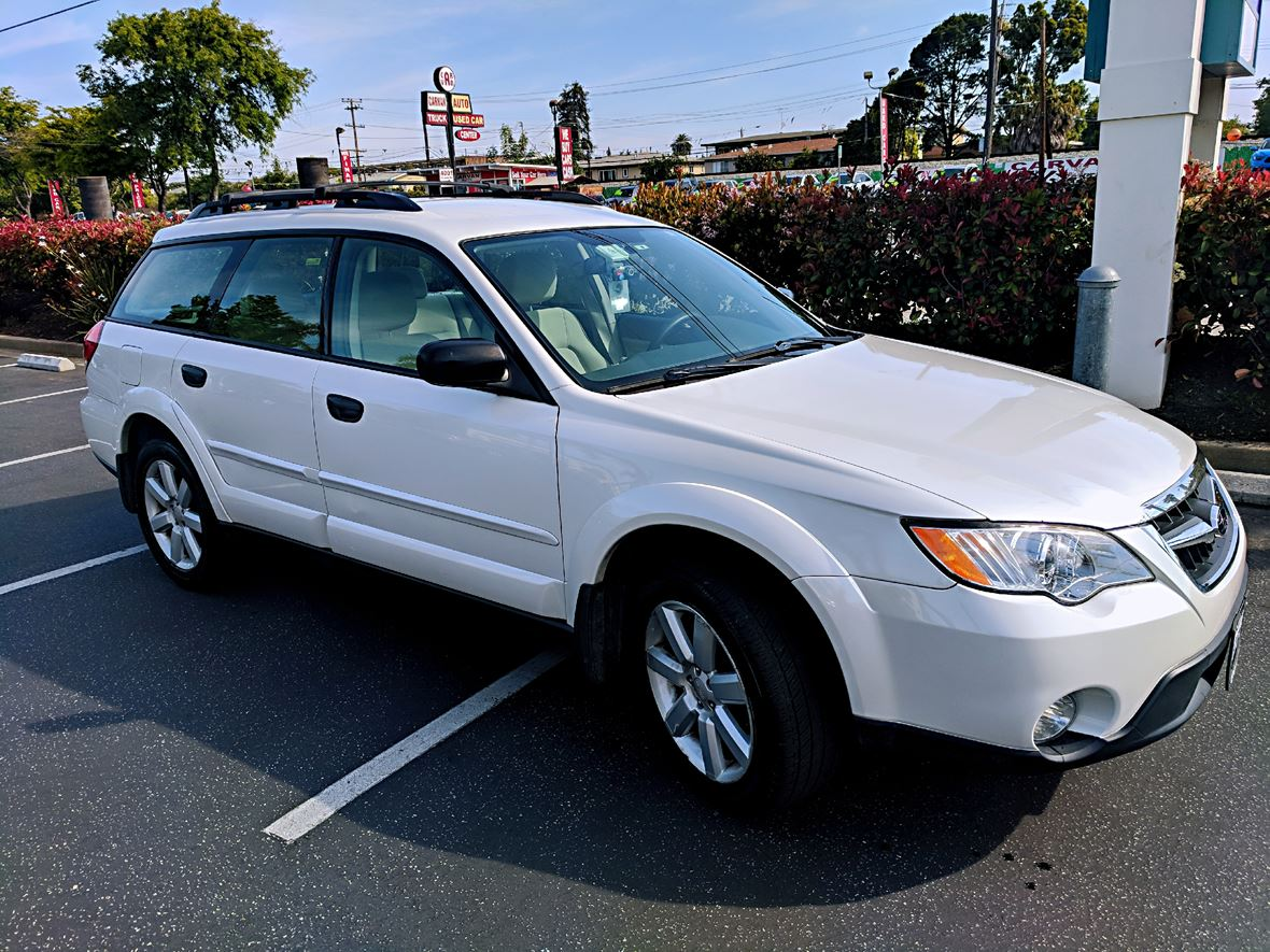 2009 Subaru Outback Special Edition PZEV for sale by owner in San Mateo