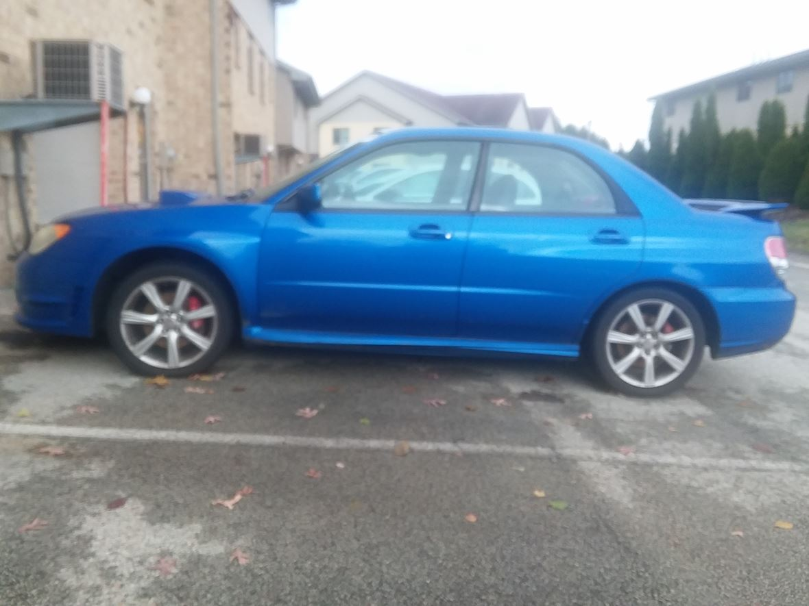 2007 Subaru WRX for sale by owner in Latrobe
