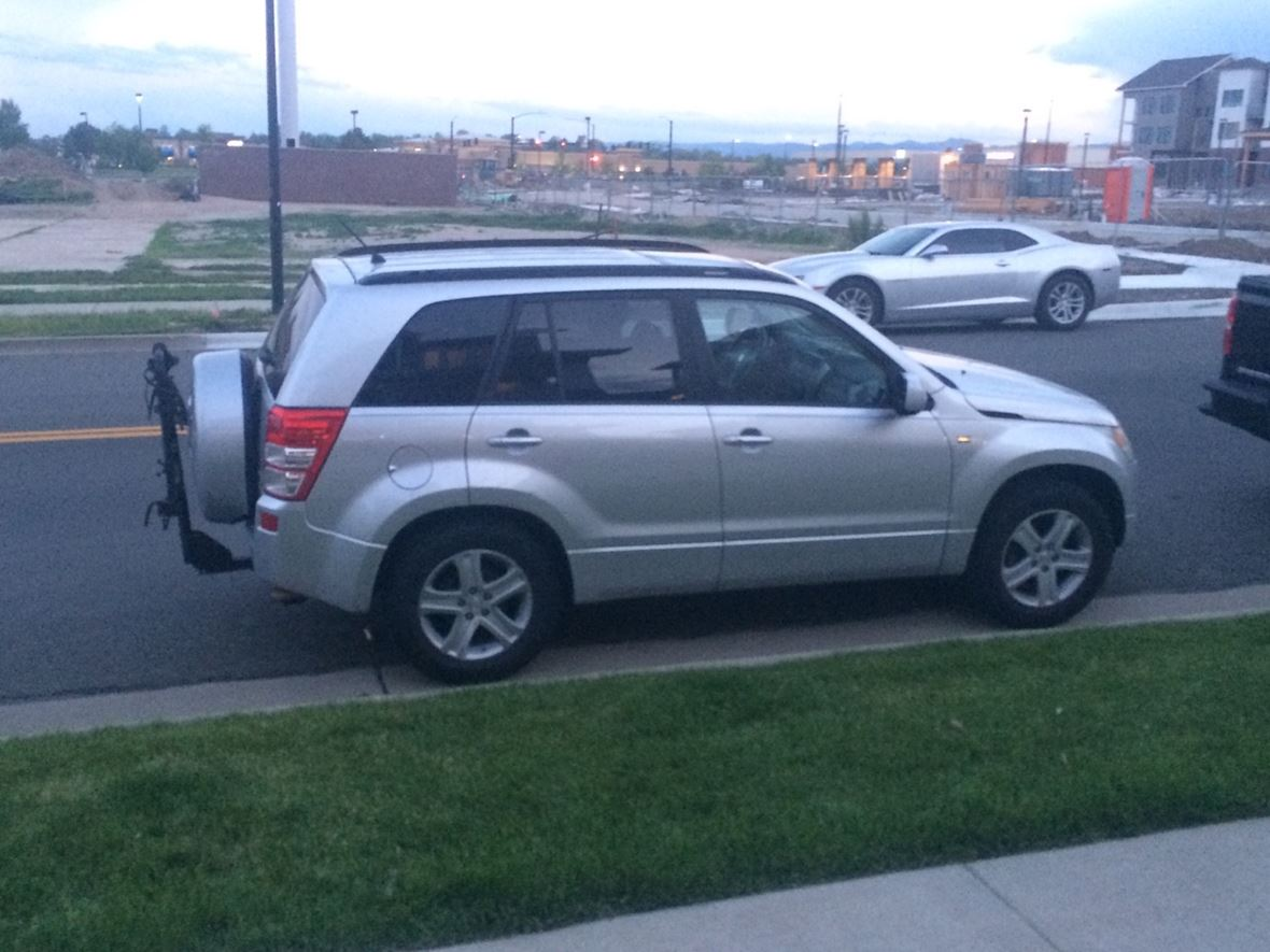 2007 Suzuki Grand Vitara for sale by owner in Arvada