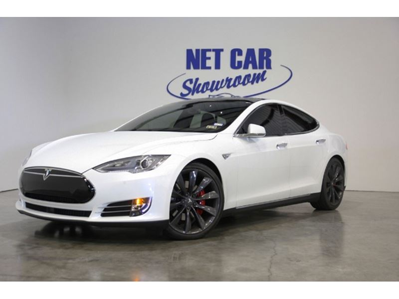 2014 Tesla Model S for sale by owner in Hillsdale
