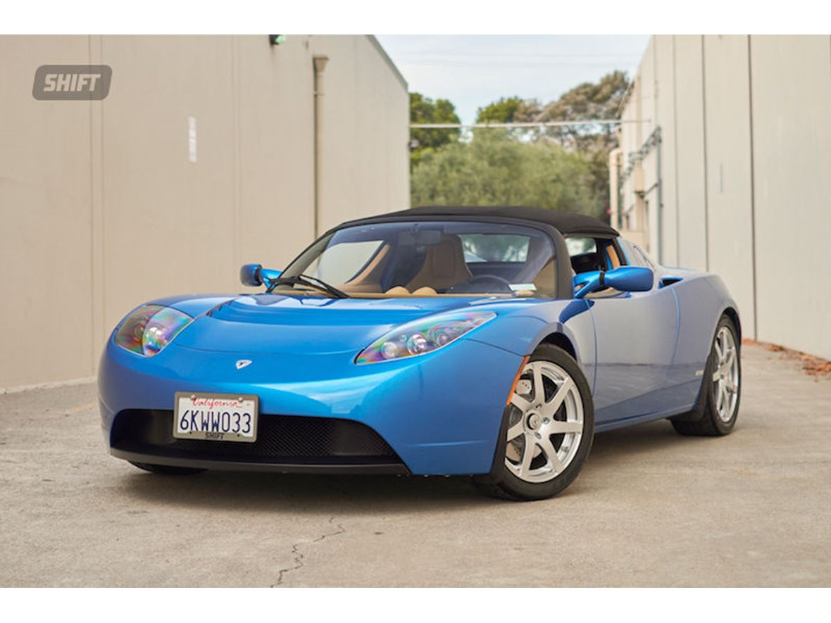 2010 Tesla Roadster for sale by owner in Daggett