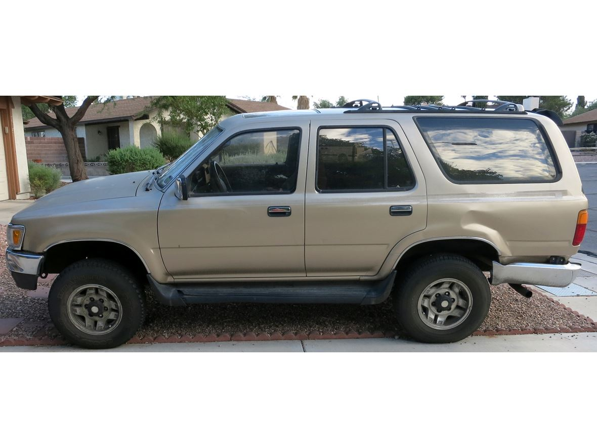 1995 Toyota 4Runner for sale by owner in Las Vegas