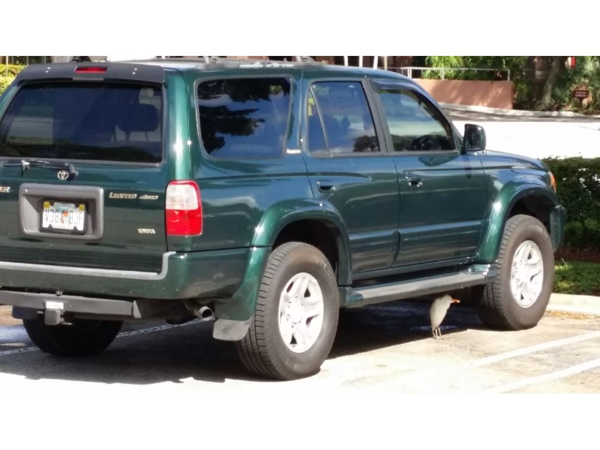 1999 Toyota 4Runner For Sale By Owner In Miami