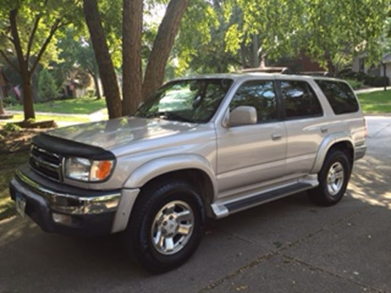 2000 Toyota 4runner For Sale By Owner In Clive Ia 50325