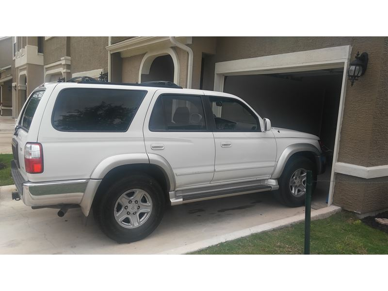 2001 Toyota 4runner For Sale By Owner In San Antonio Tx 78299