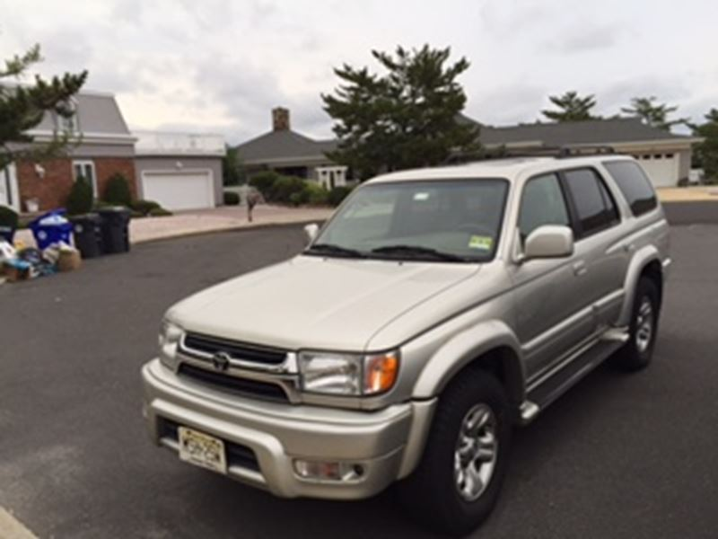 2002 toyota 4runner for sale by owner in mantoloking nj 08738. Black Bedroom Furniture Sets. Home Design Ideas