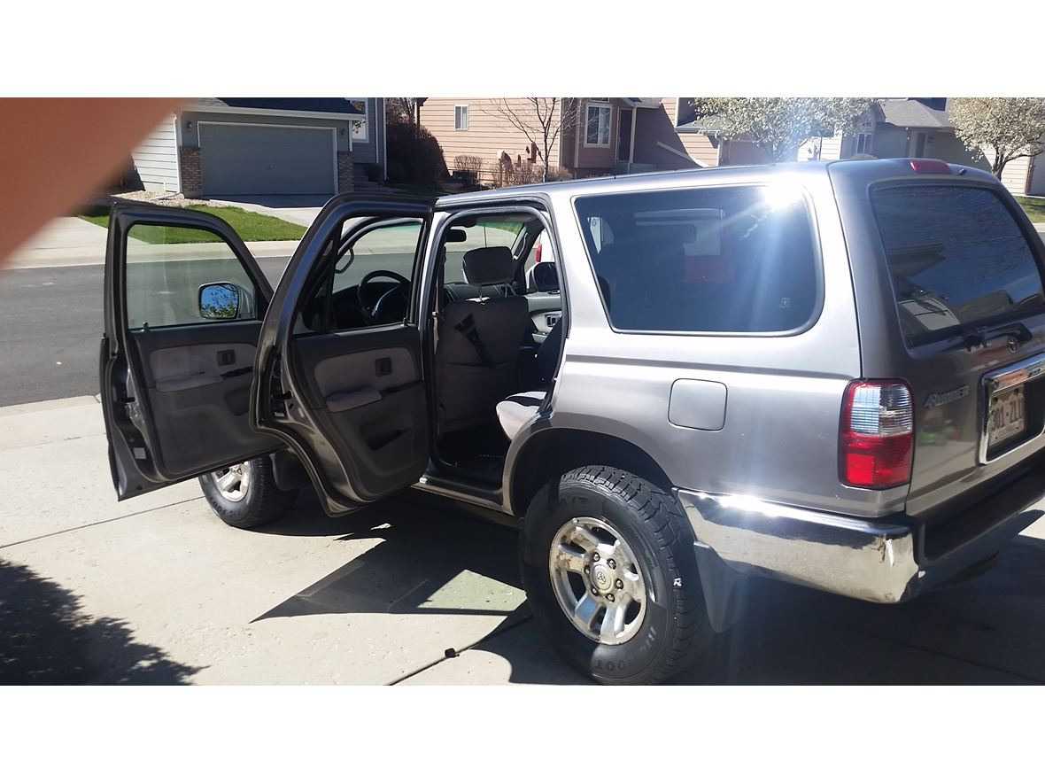 2002 Toyota 4Runner for sale by owner in Fort Collins