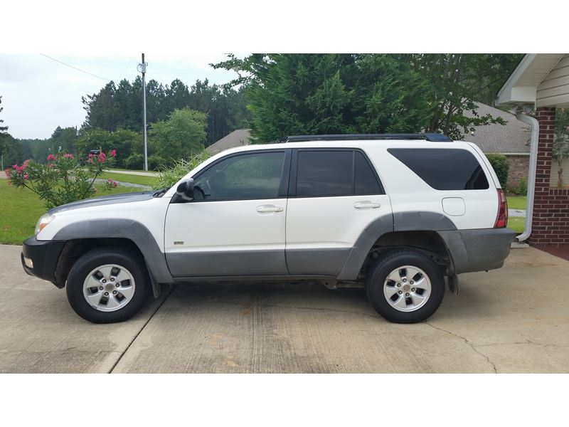 2003 toyota 4runner for sale by owner in hattiesburg ms 39406. Black Bedroom Furniture Sets. Home Design Ideas