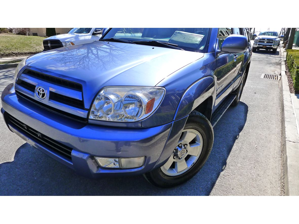 2004 Toyota 4Runner for sale by owner in Brooklyn