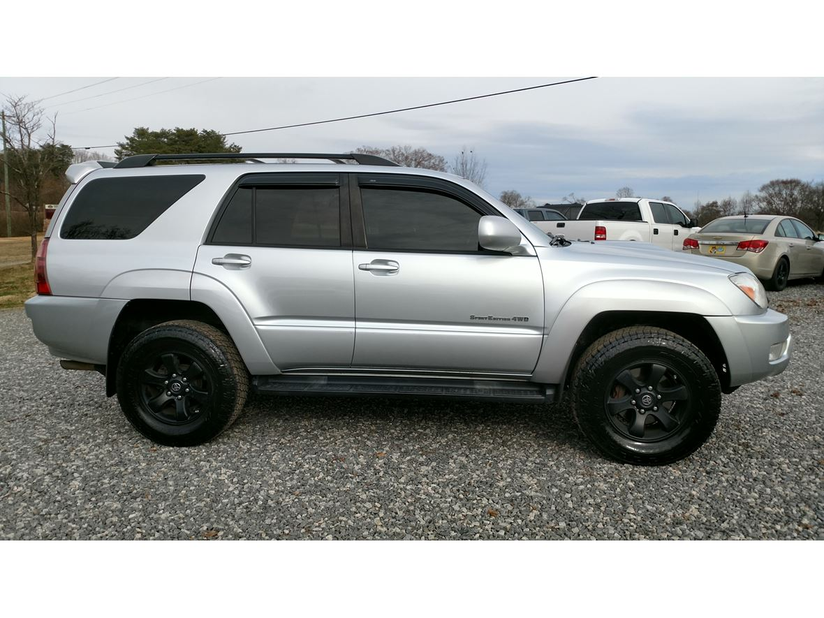 2005 toyota 4runner for sale by owner in cleveland ga 30528. Black Bedroom Furniture Sets. Home Design Ideas