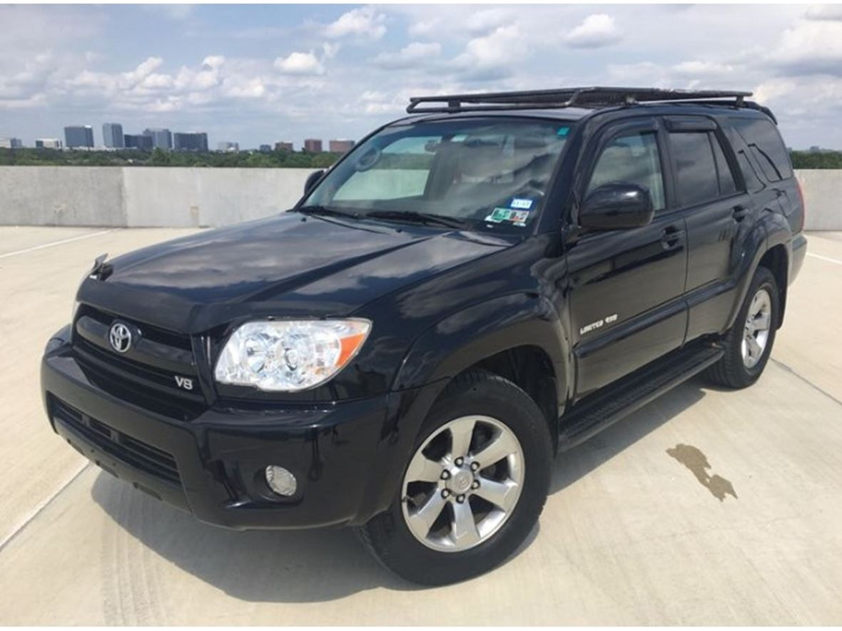 2006 Toyota 4Runner for sale by owner in Houston