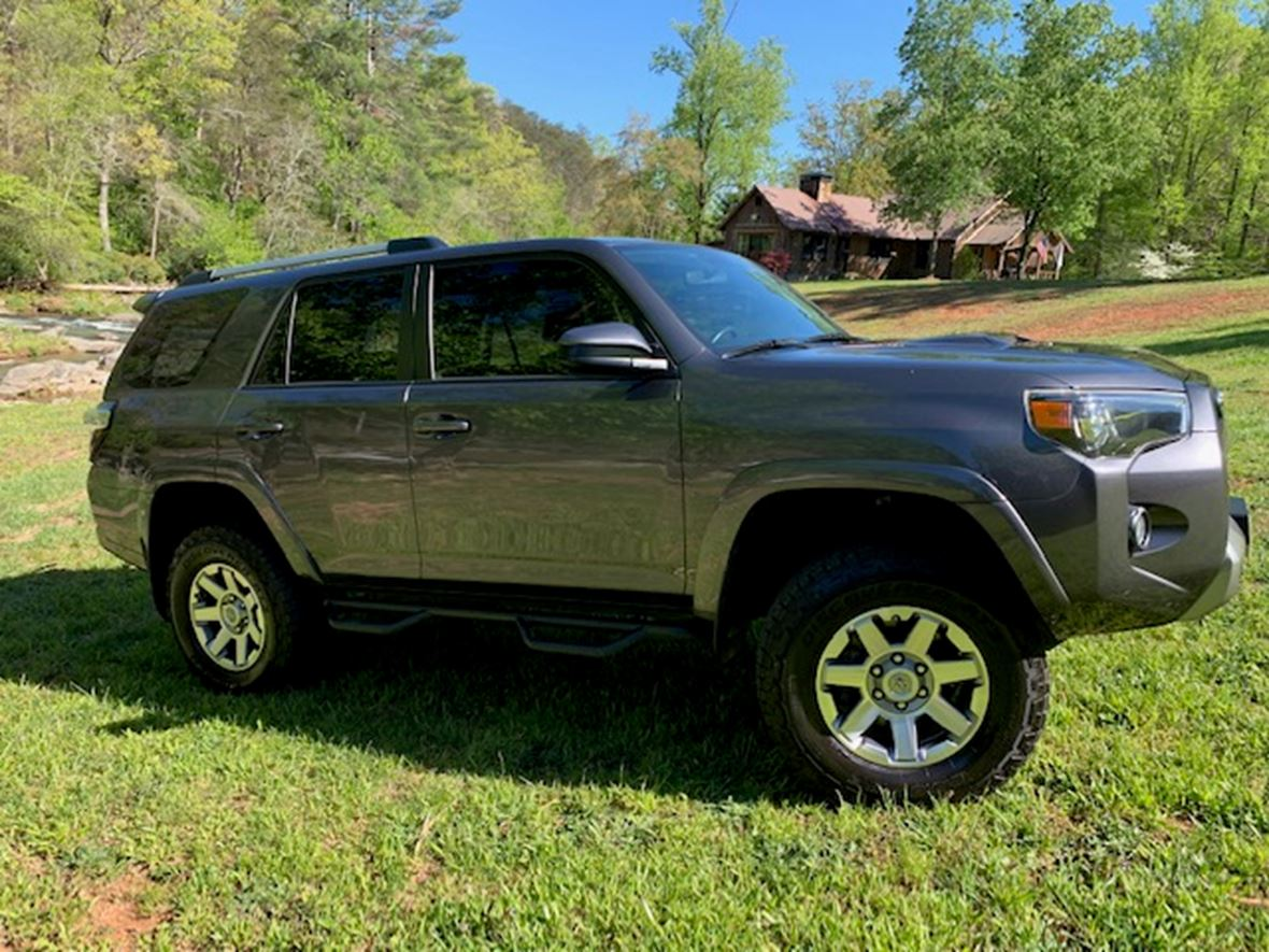 2016 Toyota 4Runner for sale by owner in Lula